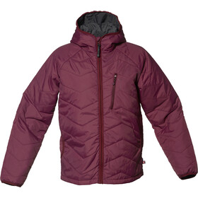 Isbjörn Frost Light Weight Jacket Youth, bordeaux